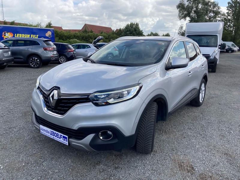 Renault KADJAR 1.5 DCI 110CH ENERGY INTENS EDC ECO² Diesel GRIS Occasion à vendre